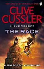 The Race: Isaac Bell #4 by Justin Scott, Clive Cussler (Paperback, 2012)