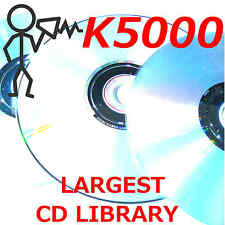 Kawai K5000 K5000s K5000w K5000r KA1 Largest Patch Sound Program Library CDROM
