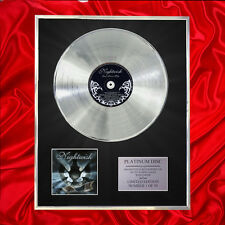 NIGHTWISH DARK PASSION PLAY  CD PLATINUM DISC VINYL LP FREE SHIPPING TO U.K.