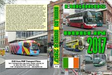 3517. Dublin. ROI. Buses. April 2017. The tram works still dominate the streets