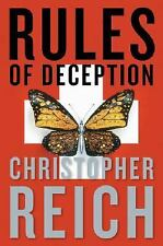Rules of Deception by Christopher Reich (2008, Hardcover)