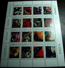 BOLIVIA SCOTT # 889a MINT NEVER HINGED SOUVENIR SHEET CATALOG VALUE $85.00