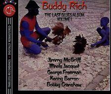 Buddy Rich - Last Blues Album 1 [New CD] Canada - Import