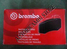 P50063 PASTIGLIE FRENI ANTERIORI MERCEDES ML 320 CDI 165KW 224CV W164 BREMBO