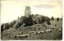 CP 63 PUY-DE-DÔME - Ruines du Château de Montrognon