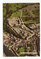 Windsor Castle From The Air Old Postcard, A474