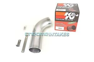 Cold Air Intake+ K&N FT for 76 77 78 79 80 81 82 83 Nissan Datsun 280ZX 280Z 280