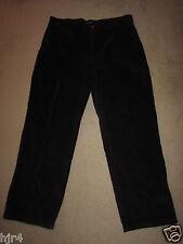 St. John's Bay Black Casual Pants Mens 40W 32L