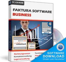 Rechnungsprogramm Faktura Business Software Programm Netzsieger Test,Vergleich