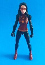 Marvel Legends Spider Woman Baf Eidechse Locker Komplett