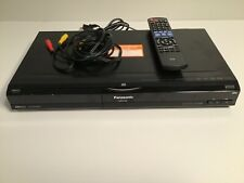 Panasonic Dmr-Ez28 Dvd Recorder Player With Remote & Cables Digital Tuner Tested