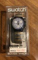 Orologio Swatch Alabama SCN105. Chrono. Vintage. Nuovo. Raro 1993. Collezione