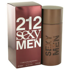 212 Sexy by Carolina Herrera Eau De Toilette Spray 3.3 oz for Men