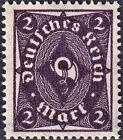 DR, Infla Mi.Nr. 224 b farbtypisch postfrisch Kurzbefund Fleiner BPP einwandfrei