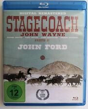 Stagecoach / Höllenfahrt nach Sante Fe (Blu-Ray) 1939 - John Wayne - John Ford