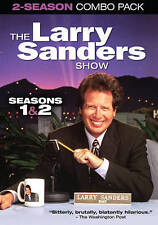 NEW The Larry Sanders Show: Seasons 1  2 (DVD, 2014, 3-Disc Set) FREE SHIPPING!!