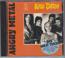 "CD - Rose Tattoo ""Angry Metal"""