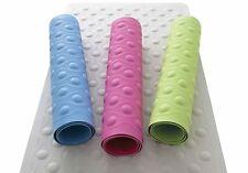 Sabichi Raspberry Rubber Mat Non Slip 40x70cm Bath Bathroom Bubble Shower Rug