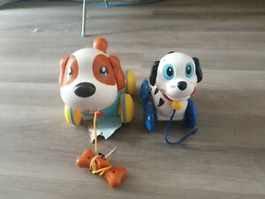 Pull Along INTERACTIVE DOG TOY For Kids Bundle