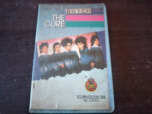 THE CURE - The Very Best Of CASSETTE TAPE / Made In Indonesia
