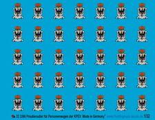 Peddinghaus 1/32 3366 Preussenadler für Personenwagen der KPEV