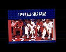 MICHAEL JORDAN 1991 FLEER ALL STAR GAME #233 (O)