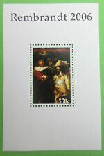 Nederlandse Antillen NVPH 1695 blok Rembrandt van Rijn 2006 postfris P45