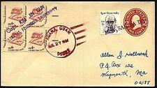 GUAM 1984 ship cover ex AGANA..............................................70637