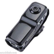 MD80 Mini DV DVR Camera Webcam Support Sport Bike Video Audio Recorder