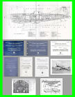 COLLECTION - FIAT G59 AVIAZIONE AERONAUTICA FLIGHT MANUAL AIRCRAFT - DVD