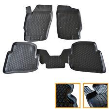 TAPIS SOL CAOUTCHOUC 3D TPE SPECIFIQUE VW POLO 6R 2009-2014 1.2 TDI 2.0 TSI WRC