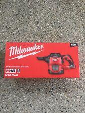 Milwaukee Cordless Vacuum Cleaner M18CV-0 Li-ion 18V Compact Handheld Skin Only