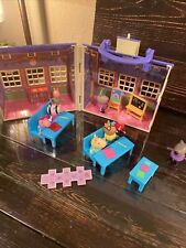 Peppa Pig School House Lot Figures And Accessories