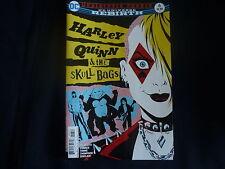 Harley Quinn DC Universe Rebirth 13 Conner Palmiotti Timms Hardin Blevins NM