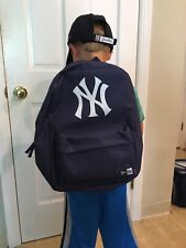 New York Yankees New Era Backpack/Bookbag Back To School New Without Tags
