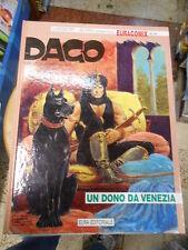 DAGO - n. 12 - UN DONO DA VENEZIA - EURACOMIX- 1993 - fumetto d'autore