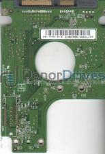 WD6400BEVT-22A0RT0, 2061-771672-001 AC, WD SATA 2.5 PCB