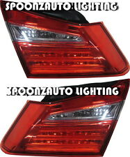 HONDA ACCORD HYBRID 2017 INNER TAILLIGHTS TAIL LIGHTS LAMP TRUNK SET - PAIR