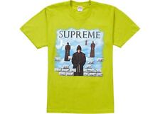 "Supreme Fall/Winter 2019 Levitation Tee ""Sulfur"" FW19T33 T-Shirt sz. M"