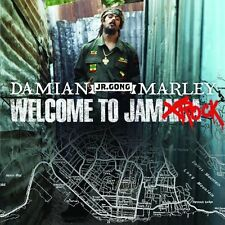 """DAMIAN JR. GONG MARLEY """"WELCOME TO JAMROCK"""" CD NEUWARE!"""