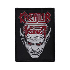 "Kreator Voivod ""Blind Faith Tour"" Patch destruction-sepultura-morbid saint-venom"