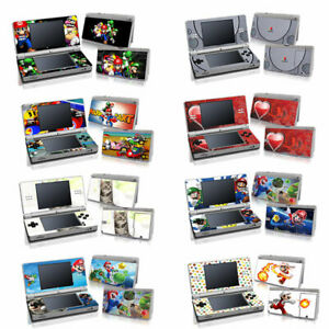 Fashion Vinyl Decal Skins Sticker Cover for Nintendo DS Lite DSL NDSL Protective