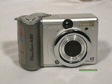 Canon PC1059 PowerShot A80 4.0 MP Digital Camera Parts/Repair AS-IS