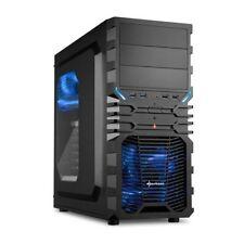 Sharkoon VG4-W BLUE (blau/schwarz) 4044951016228