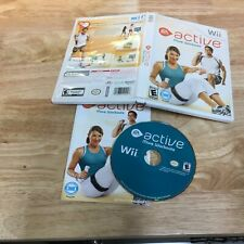 EA Active More Workouts Nintendo Wii Complete In Box
