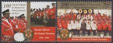 Perù 1685/86 2007 Fascia ufficiale del stato peruviano MNH