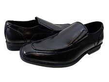 Kenneth Cole Mens Zoom Zoom Bike Toe Slip On Moc Toe Casual Loafers Dress Shoes