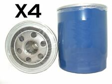 4X Oil Filter Suits Z630 HYUNDAI iLoad iMax Terracan KIA K2700 K2900 Pregio Van