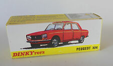 Repro Box Dinky Nr.1428 Peugeot  304
