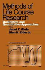 EX-LIBRARY GIELE: METHODS OF LIFE (P) COURSE RESEARCH: QUALITATIVE ANDQUANTITATI